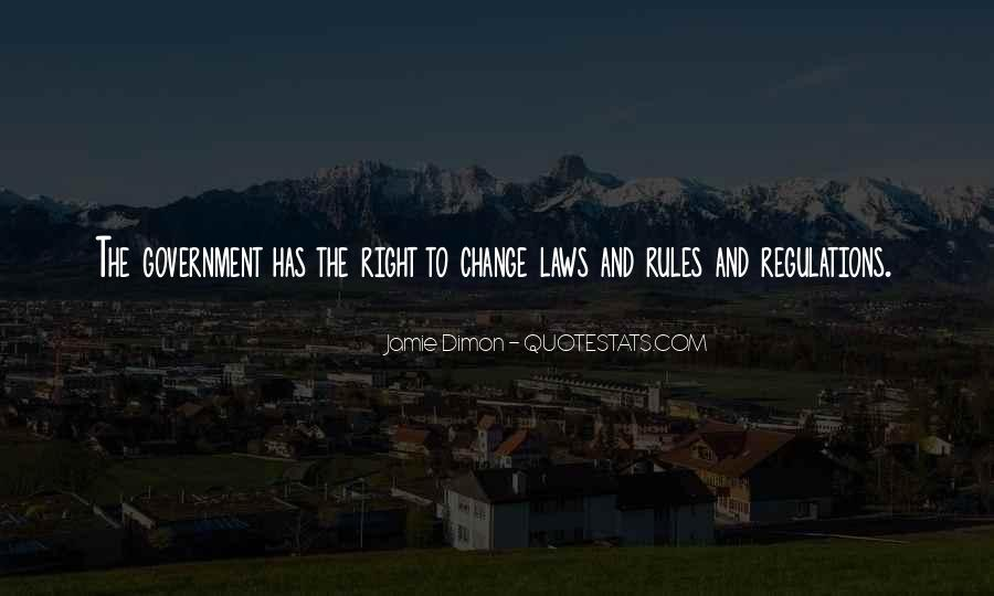 Quotes About Rules And Laws #986199