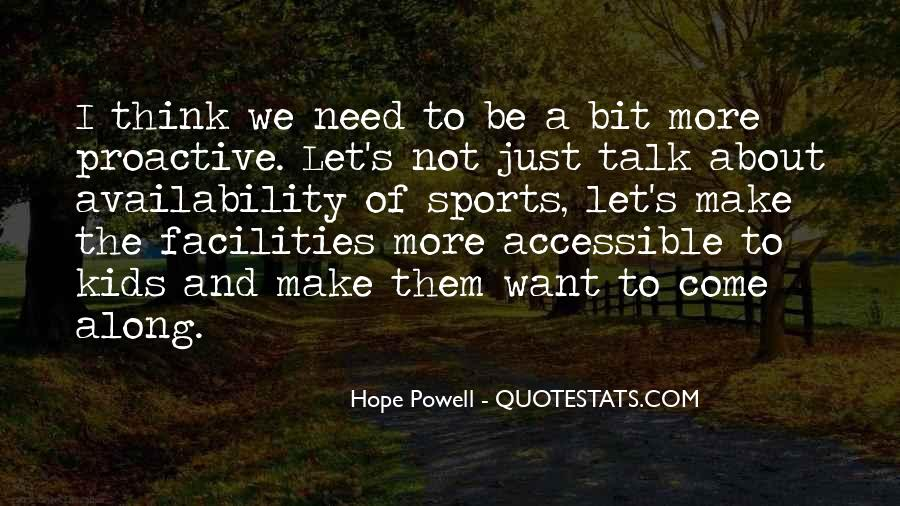Quotes About Need And Want #107459