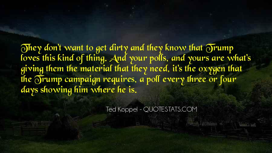 Quotes About Need And Want #80308