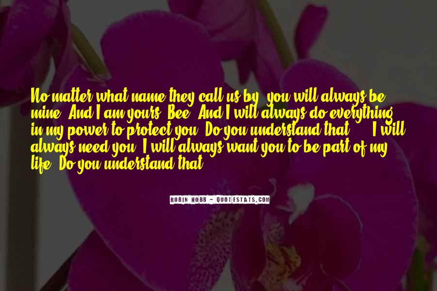 Quotes About Need And Want #90306