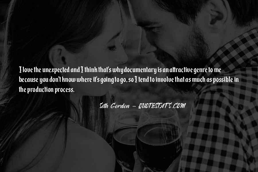 Quotes About Love Unexpected #1161966
