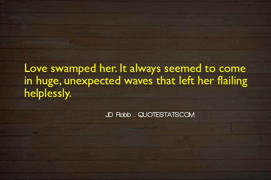 Quotes About Love Unexpected #1425