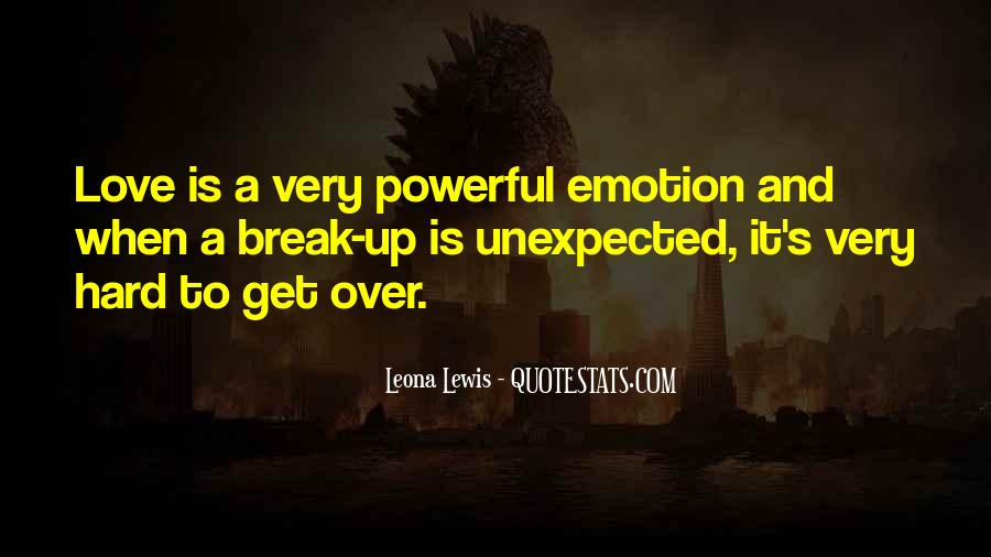 Quotes About Love Unexpected #1520837