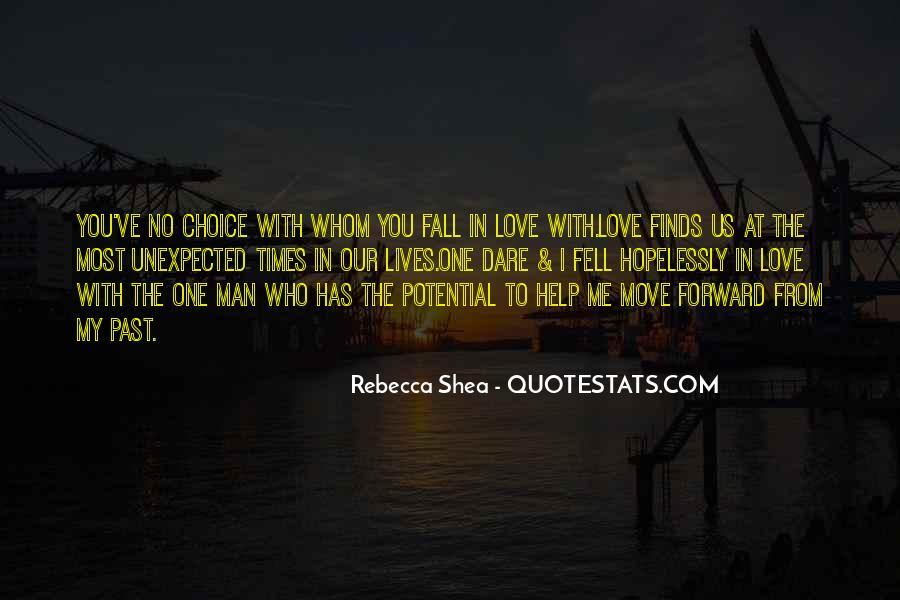 Quotes About Love Unexpected #1532923