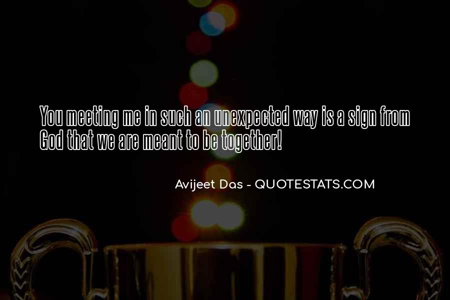 Quotes About Love Unexpected #1561166