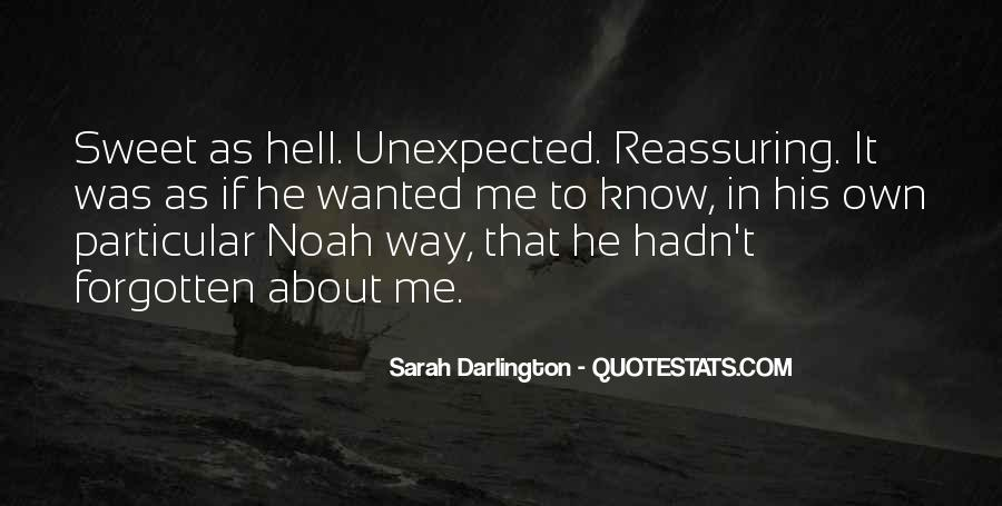 Quotes About Love Unexpected #1746688