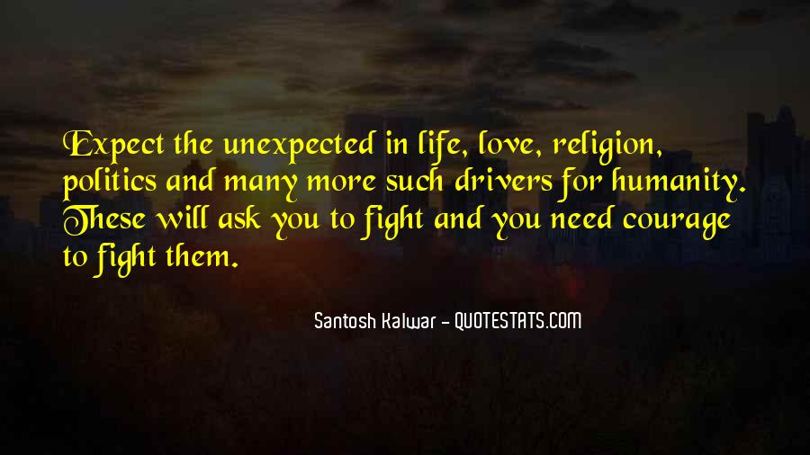 Quotes About Love Unexpected #391241
