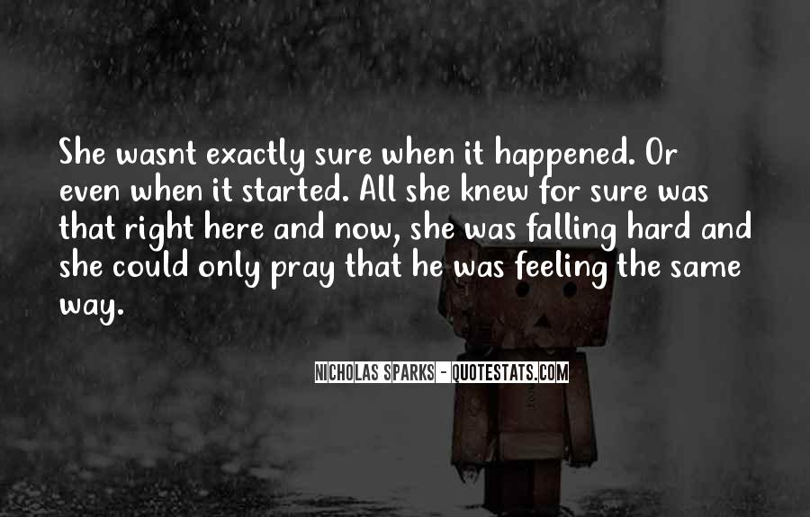 Quotes About Love Unexpected #862290