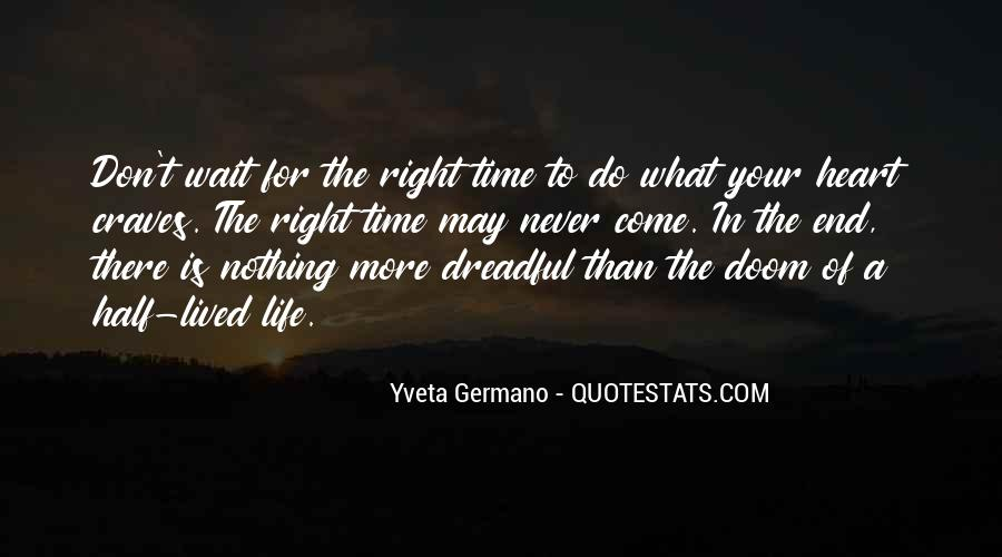 Quotes About The Mystery Of Time #1174560