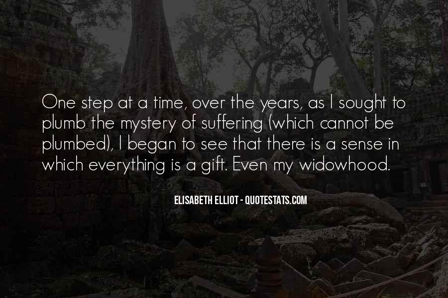 Quotes About The Mystery Of Time #1218304