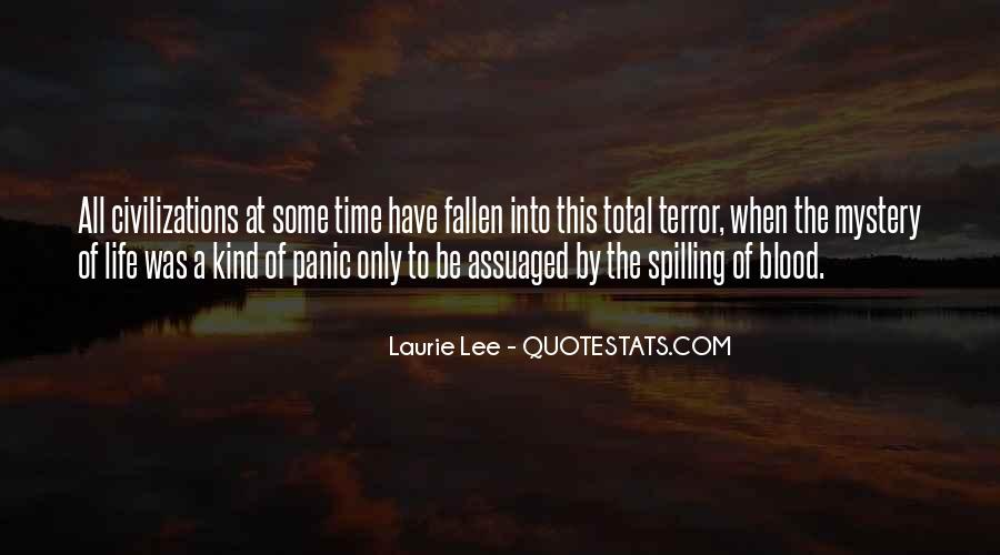 Quotes About The Mystery Of Time #1395182