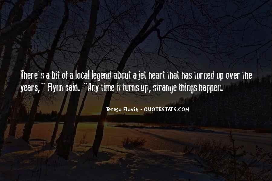 Quotes About The Mystery Of Time #459044