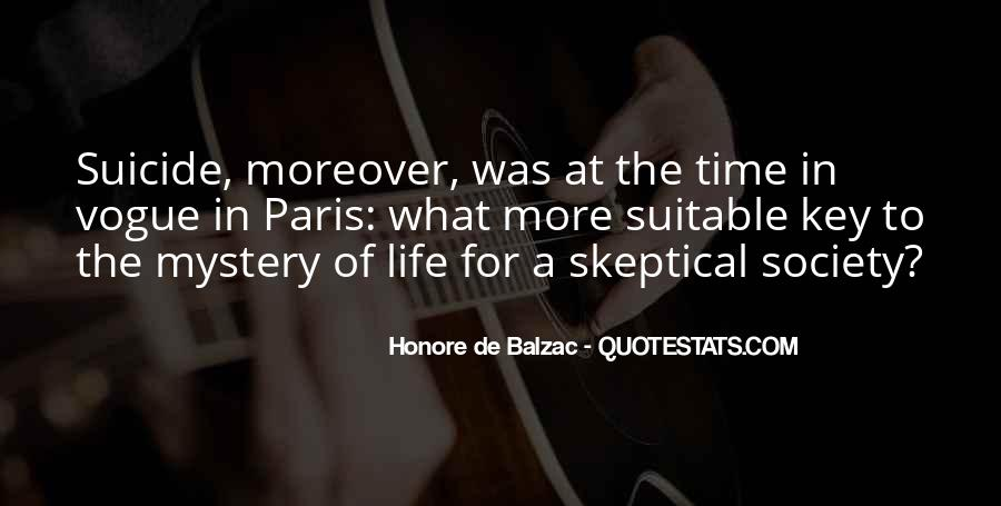 Quotes About The Mystery Of Time #501830