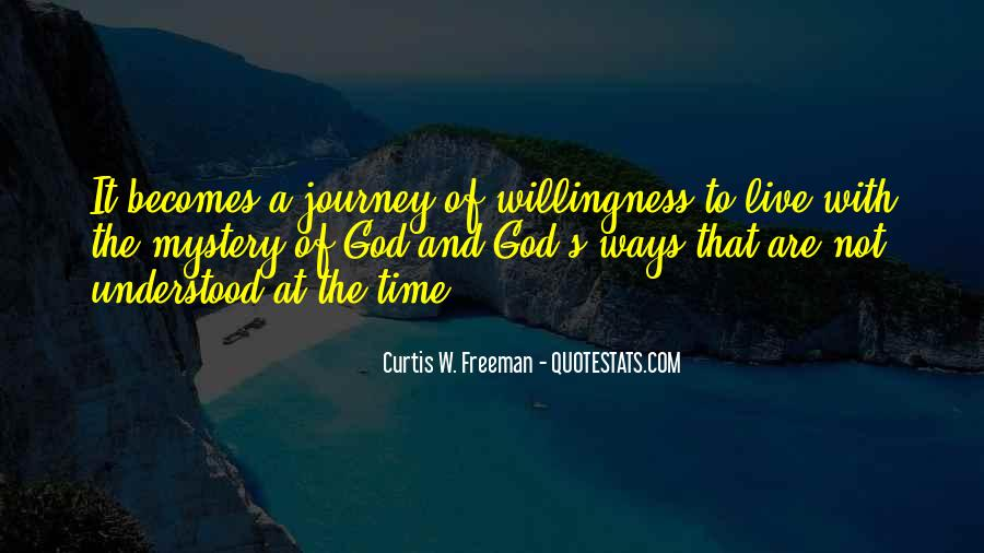 Quotes About The Mystery Of Time #579479