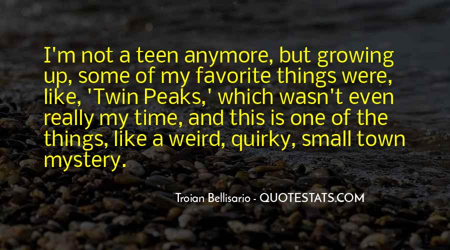 Quotes About The Mystery Of Time #692895