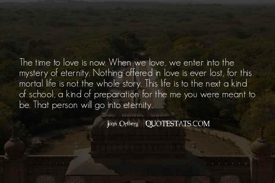 Quotes About The Mystery Of Time #885798