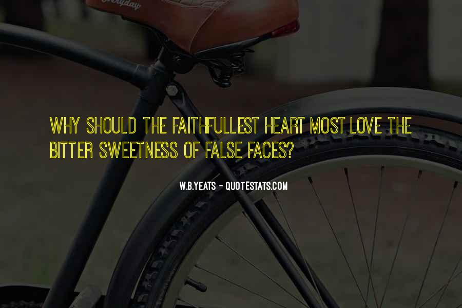 Quotes About Sweetness Of Love #1015716