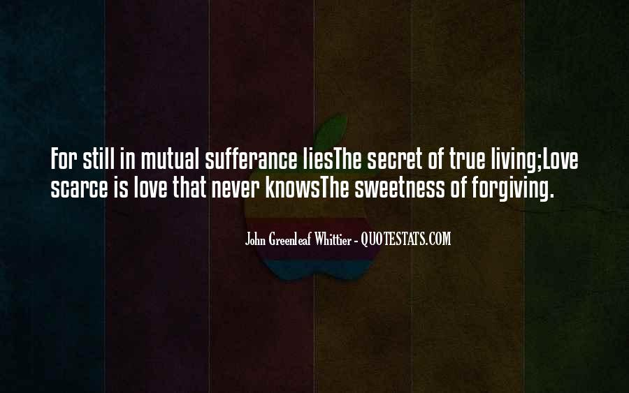 Quotes About Sweetness Of Love #1069667