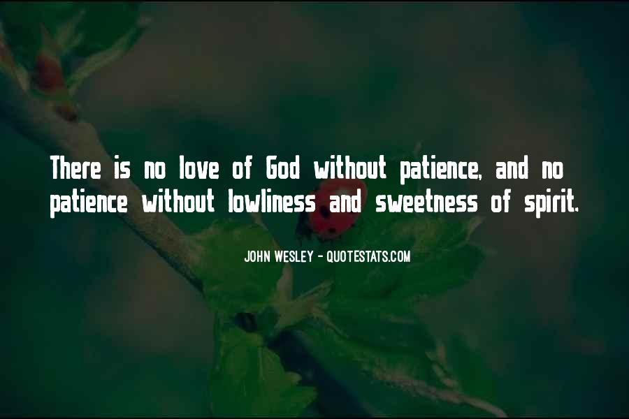 Quotes About Sweetness Of Love #1134019
