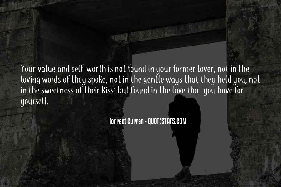 Quotes About Sweetness Of Love #1280837
