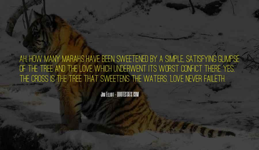 Quotes About Sweetness Of Love #1519056