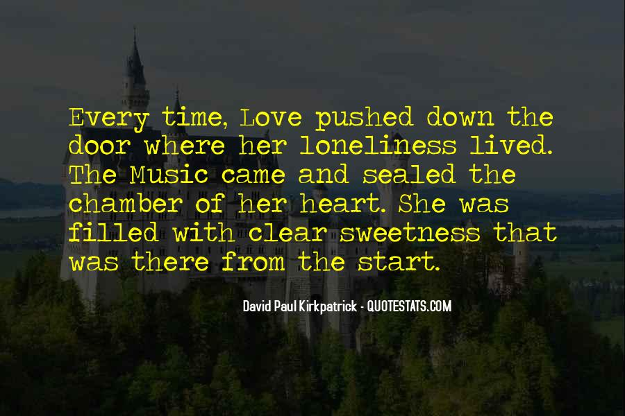 Quotes About Sweetness Of Love #181882