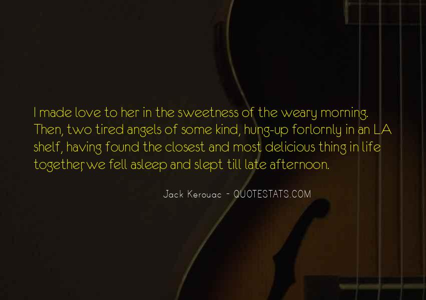 Quotes About Sweetness Of Love #775378