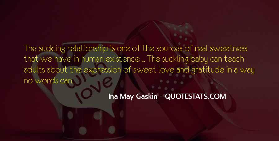 Quotes About Sweetness Of Love #845746