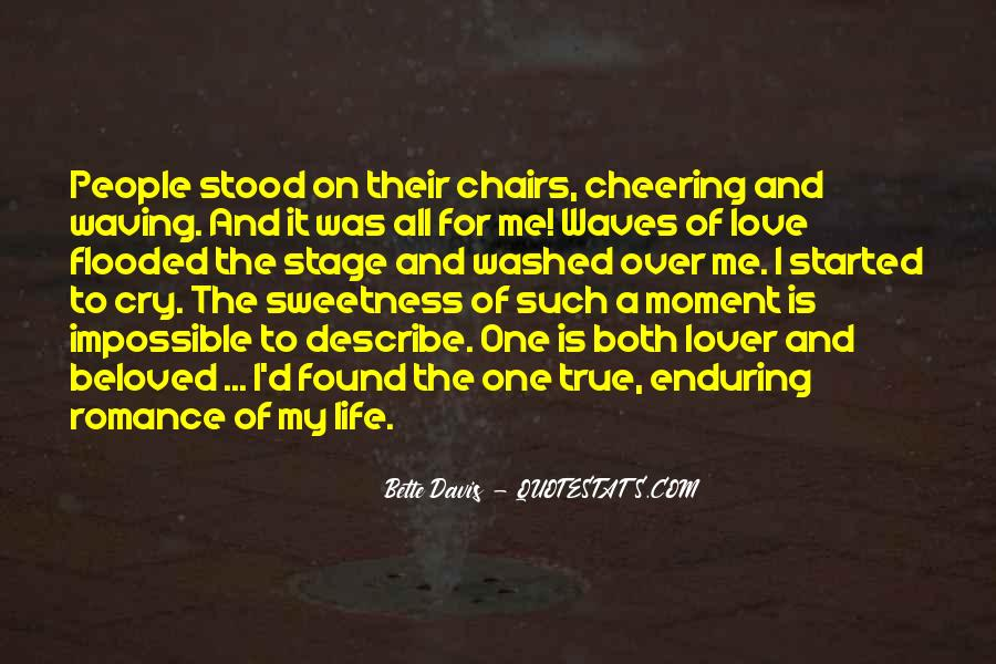 Quotes About Sweetness Of Love #936014