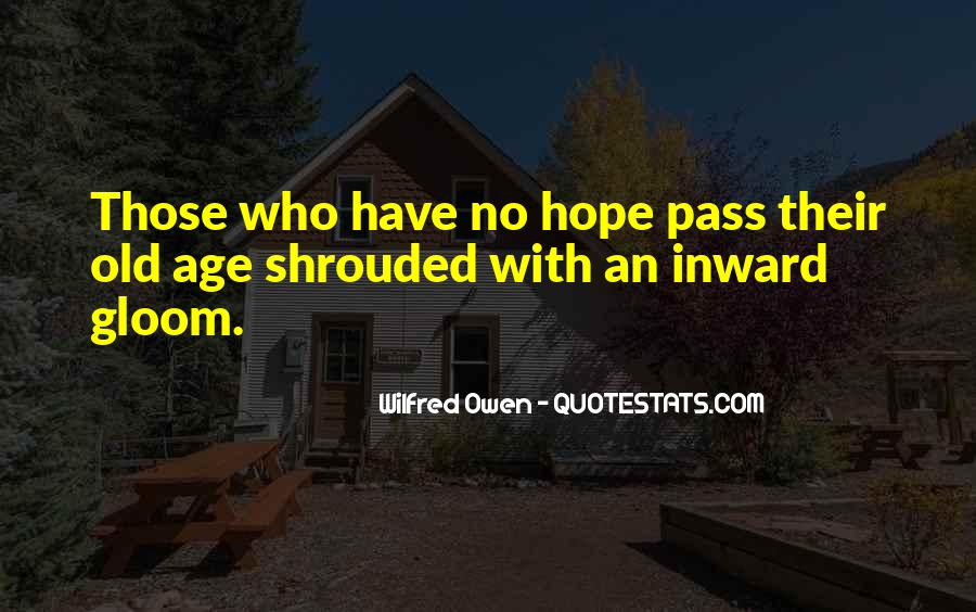 Quotes About Shrouded #1744126