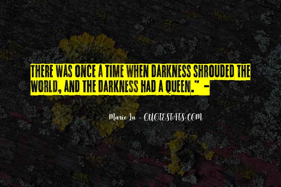 Quotes About Shrouded #661806