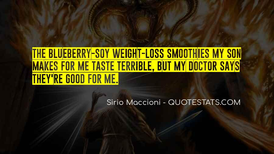 Quotes About Loss Weight #224198