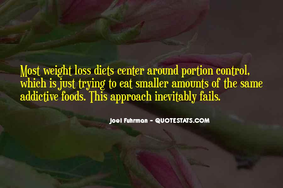 Quotes About Loss Weight #258712