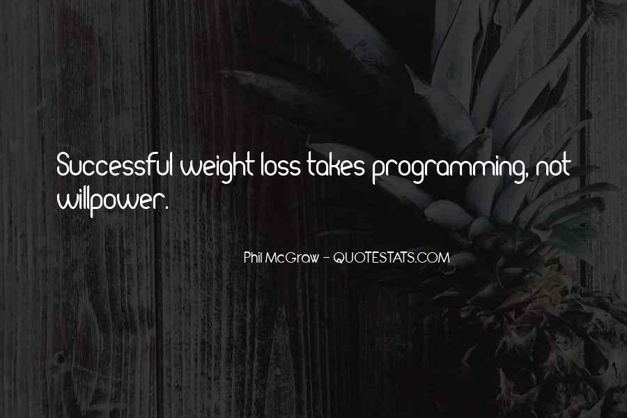 Quotes About Loss Weight #272933