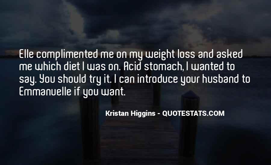 Quotes About Loss Weight #313679