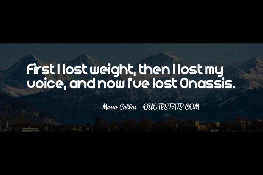 Quotes About Loss Weight #373803