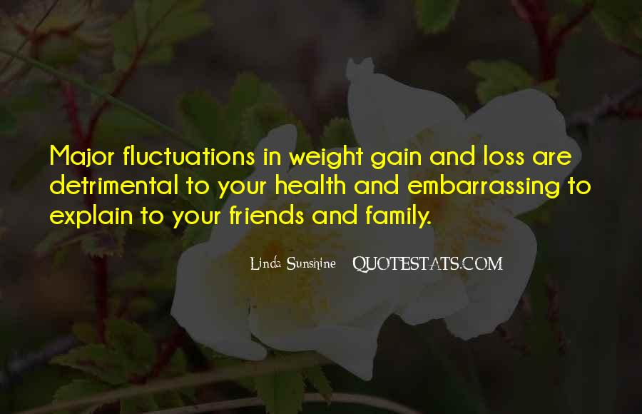 Quotes About Loss Weight #421078