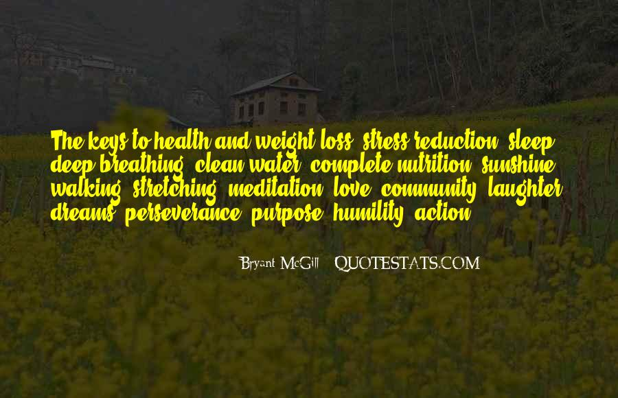 Quotes About Loss Weight #463658