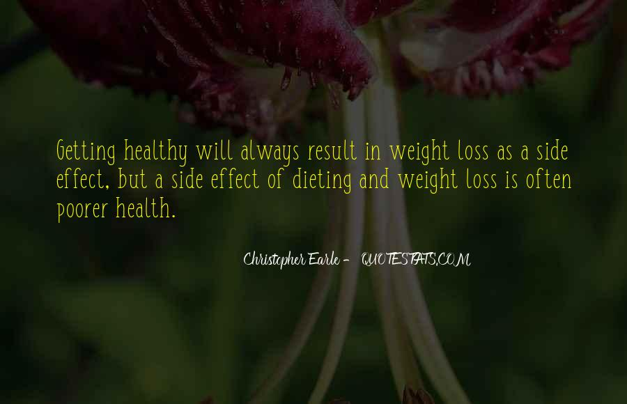 Quotes About Loss Weight #471598