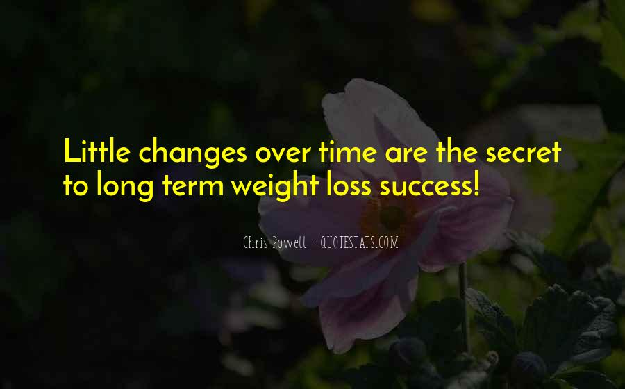 Quotes About Loss Weight #503800
