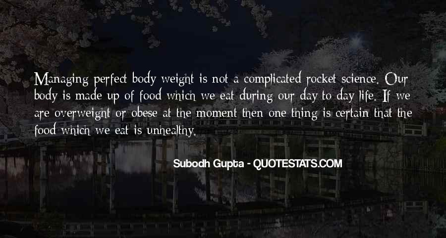 Quotes About Loss Weight #545647