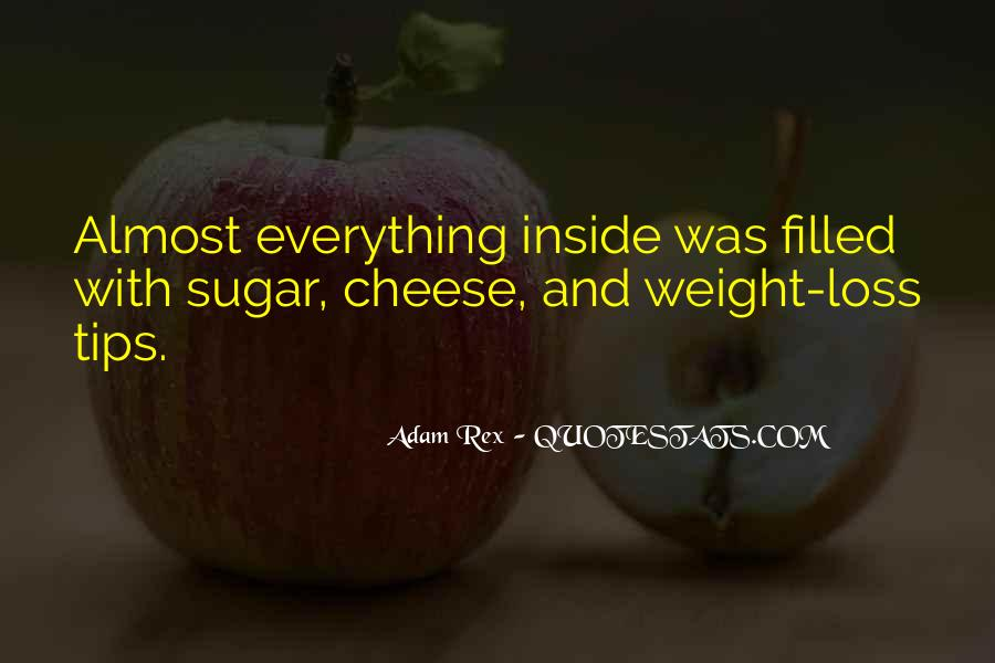 Quotes About Loss Weight #57246