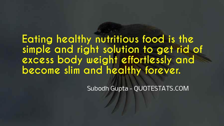 Quotes About Loss Weight #656966