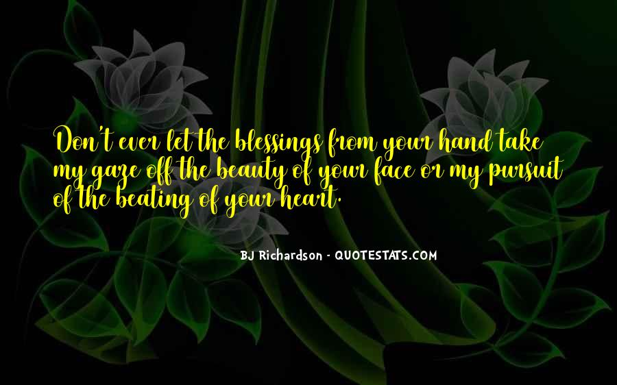 Quotes About The Blessings Of God #301772