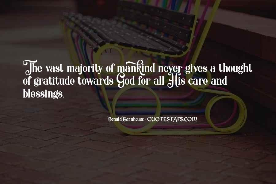 Quotes About The Blessings Of God #457723