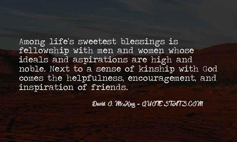 Quotes About The Blessings Of God #587435