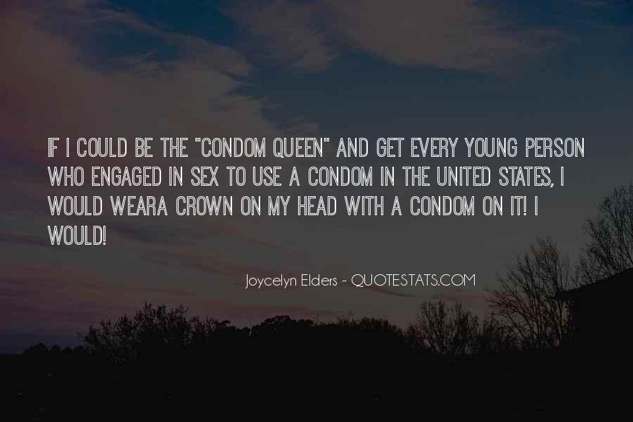 Quotes About Condom Use #841123
