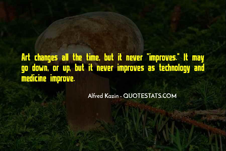 Quotes About Technology And Medicine #1366256