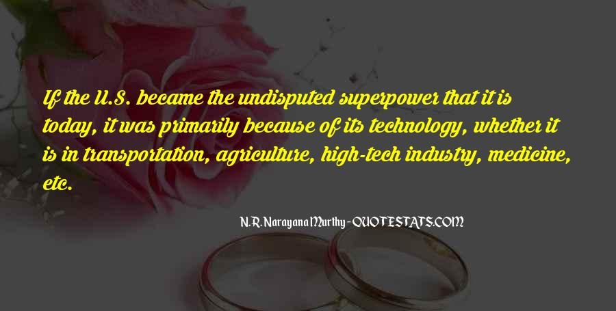 Quotes About Technology And Medicine #1374130