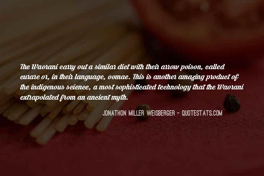 Quotes About Technology And Medicine #64783